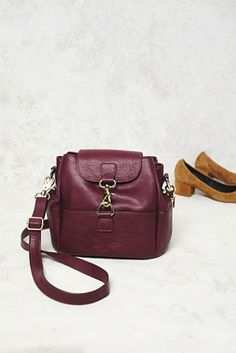 Free People Womens JAVA STREET CROSSBODY