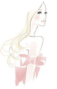 Ayako Onozuka イラスト制作のアスタリスク