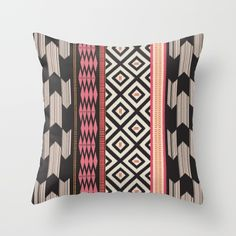 Fusion Throw Pillow by Fable Design Home Textile, Textile Design, Textile Art, Pillow Fight, Pillow Talk, Textiles, Home And Deco, Wall Art Designs, Decorating Your Home