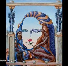 0158 [Victor Molev] Mona Lisa (Love) 2