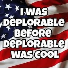 YES From a Proud 100 % American Deplorable