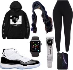 Jordan Outfits For Girls, Teenage Girl Outfits, Girls Fashion Clothes, Teenager Outfits, Teen Fashion Outfits, Outfits For Teens, Young Fashion, Cute Lazy Outfits, Casual School Outfits