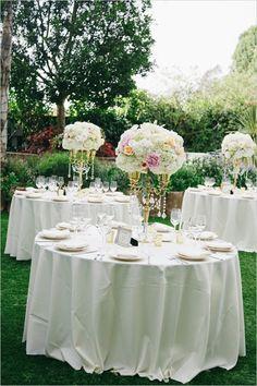 garden reception @weddingchicks