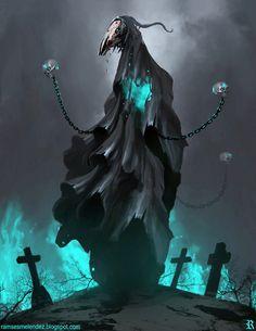 Among the grave by ramsesmelendeze on deviantART