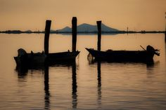 The waiting boats Photo by Andrea Gattini -- National Geographic Your Shot