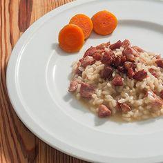 Receita de Risoto linguiça toscana | Cozinha do João