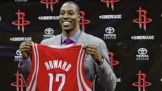 Dwight Howard Satisfied Just Making the Conference Finals with Rockets