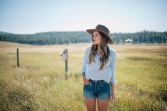 Glamping in Montana | Gal Meets Glam | Bloglovin'