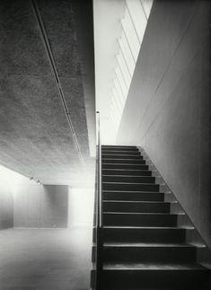 Lunds konsthall, Klas Anshelm, 1954-57. Bild från utställningen , Anshelms diaarkiv och Qvarnström Arkitekter