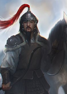 Genghis Khan by atroposdios