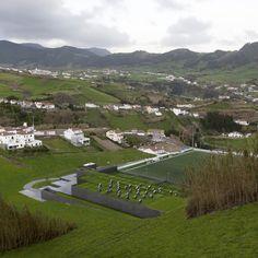 Piscinas Municipales de Povoação / Barbosa & Guimarães