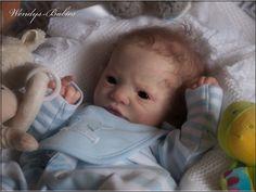 A*WENDYS BABIES* A BEAUTIFUL LIFELIKE REBORN / Realborn® /NEWBORN BABY BOY DOLL