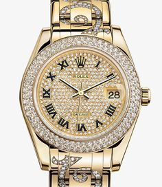 Rolex watches are crafted from the finest raw materials and assembled with scrupulous attention to detail. Discover the Rolex collection on the Official Rolex Website. Luxury Watches, Rolex Watches, Cool Watches, Watches For Men, Ladies Watches, Swiss Army Watches, Expensive Watches, Rolex Datejust, Beautiful Watches
