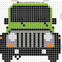 megustahamabeads jeep wrangle pequeño