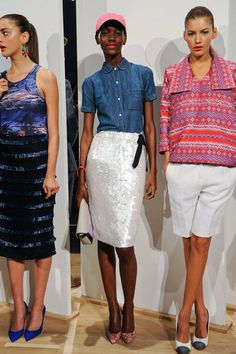 This skirt. From J. Crew Spring 2013