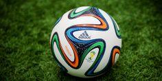 Brazuca di adidas, il pallone dei prossimi mondiali di calcio