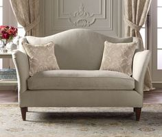 French country love seat