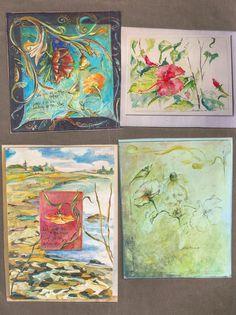 very old paintings, olivia atherton maine