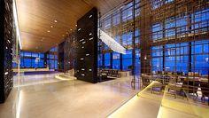 Stone Look Flooring | Grand Hyatt Shenyang