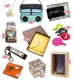 Top 10 Picks: Personalized Graduation Gifts for Every Budget http://thegiftingexperts.com/top-10-picks-personalized-graduation-gifts-for-every-budget/