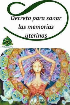 Es momento de limpiar memorias pasadas que impiden el nacimiento de una nueva humanidad, donde la energía masculina (también herida) y la energía femenina dancen. #decreto #limpieza #memoriasuterinas Yoga Mantras, Yoga Meditation, Mudras, Practical Magic, Feminine Energy, Spiritual Life, Tantra, New Age, Health Coach