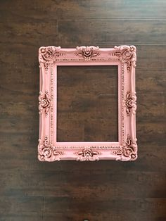 16x20 Antique Baby Pale Pink Large Picture Frame, Shabby Chic Frame, Ornate Wall Mirror, Wedding Gift, Baroque Frame, Ornate Picture Frame