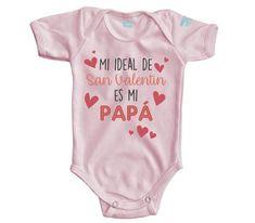 Papi está poco San Valentín Blanco Tutú mameluco Bebé Niña De Princesa Regalo Amor