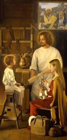Jesús i los niños
