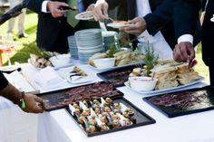 Como organizar el aperitivo de bodas