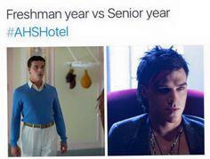 Dandy vs Tristan - American Horror Story Season 5 Hotel