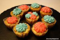 "muc.veg: Keylime-Cupcakes ""Pretty in Pink"" (& blue)"