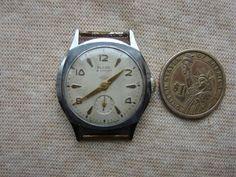 Rare Vintage Serviced Mechanical Wrist Watch Majak Pchz Raketa / Hi-Grade 16 Jewels movement / like Pobeda watch / collectible timepiece