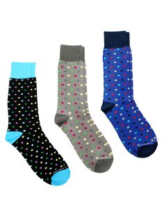 Assorted Socks 3-Pack by Unsimply Stitched at Gilt
