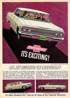 1963 Chevrolet Impala and Bel Air Models