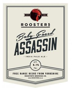 Brewed with 100% Citra hops that create aromas of mango, apricot, grapefruit & mandarin orange, along with a lasting, juicy, tropical fruit bitterness, the Baby-Faced Assassin is a deceptively drinkable IPA
