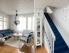 summer cottage/living room
