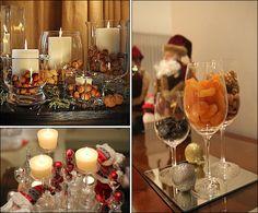 PANELATERAPIA - Blog de Culinária, Gastronomia e Receitas: Decor Barata para Festas de Fim de Ano