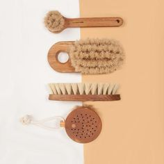 Iris Hantverk Bath Brush