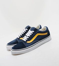 Vans Old Skool Mens Vans Shoes, Vans Sneakers, Sneakers Fashion, Men's Shoes, Fashion Shoes, Shoe Boots, Converse, Vans Men, Shoes Women