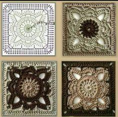 (12) Nádia só gráficos de crocher