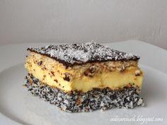 Ciasto Pijak - Obżarciuch Cake Recipes, Dessert Recipes, Desserts, Sweets Cake, Polish Recipes, Food Cakes, Tiramisu, Banana Bread, Sweet Treats