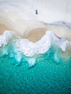 At first I thought this was a Painting til I realized it was an Overhead pic of a Beach!! WOW!! ~Laurie~