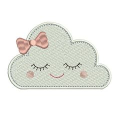 , Best Picture For applique bags For Your Taste You are looking for something, and it is going to tell you exactly what you are lo Baby Applique, Applique Patterns, Applique Quilts, Applique Designs, Embroidery Applique, Embroidery Stitches, Machine Embroidery, Quilt Patterns, Embroidery Designs
