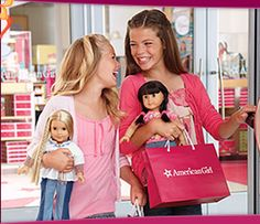 AMERICAN GIRL PLACE!! Located at the famous Water Tower Place, our Chicago store features specialty shops, private dining, the exclusive Celebration Screen, and s...