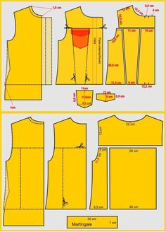 Chaqueta en Jeans de Mujer, Hazla en Casa! – Patrones De Costura