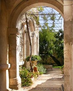 UN BED & BREAKFAST EN LA PROVENZA [] BED AND BREAKFAST IN PROVENCE Caumont sur Durance France