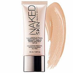 #Urbandecay's new Naked BB! #Sephora. Take care of your skin and look amazing doing it.