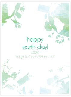 Happy Earth Day! :)