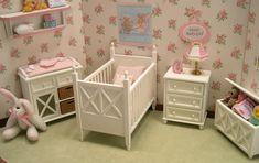Nursery Dollhouse Miniature