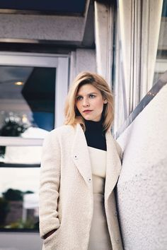 Claire Danes by Nathaniel Goldberg for Vogue UK November 2013